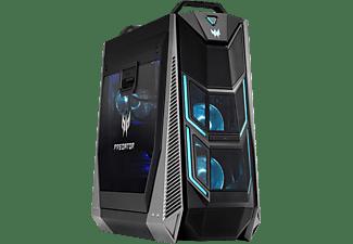 ACER Predator Orion 9000, Gaming PC mit Core™ i9 Prozessor, 16 GB RAM, 256 GB SSD, 1 TB HDD, GeForce® GTX 1080, 8 GB