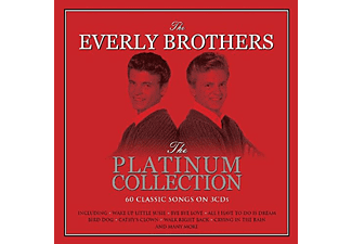 Everly Brothers - Platinum Collection (CD)