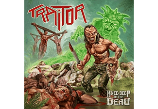 Traitor - Knee-Deep In The Dead (Ltd.Gatefold Black Vinyl) [Vinyl]