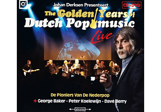 Johan/various Arti Derksen - Golden Years of Dutch Pop Music Live | CD
