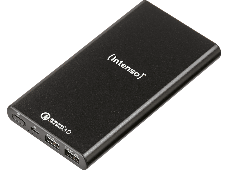 INTENSO Mobile Powerbank Q10000 Black smartphones   smartliving powerbanks