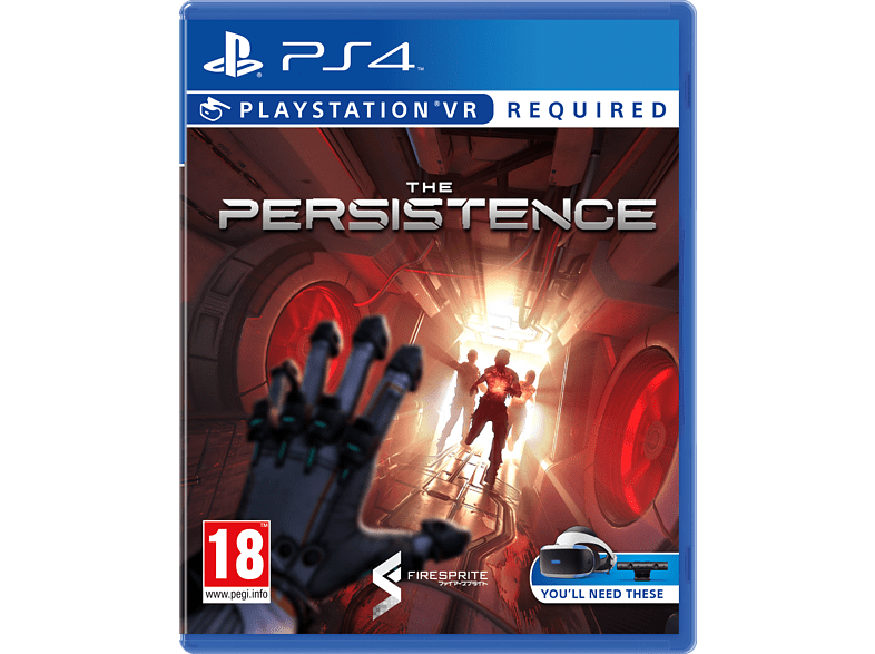 The Persistence VR PlayStation 4 gaming games ps4 games