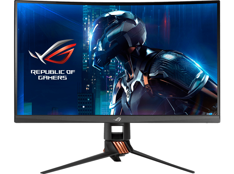 ASUS ROG Swift PG27VQ 27 inch Quad HD 2K IPS G-SYNC Gaming Monitor laptop  tablet  computing  οθόνες