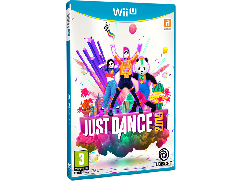 Just Dance 2019 gaming games wii  wii u games