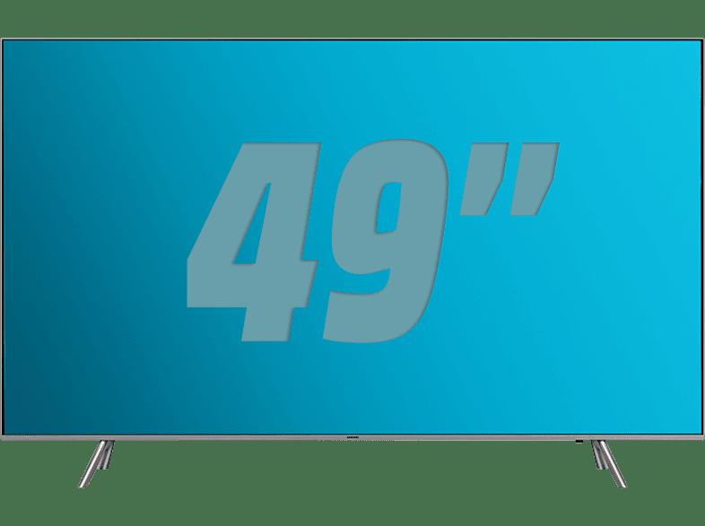 SAMSUNG QE49Q6FNATXXH τηλεόραση   ψυχαγωγία τηλεοράσεις qled tv τηλεόραση   ψυχαγωγία τηλεοράσεις 4k u
