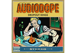 Dropout Kings - Audiodope (CD)