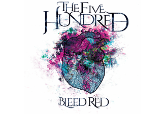 The Five Hundred - Bleed Red (CD)