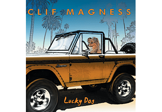 Clif Magness - Lucky Dog (CD)