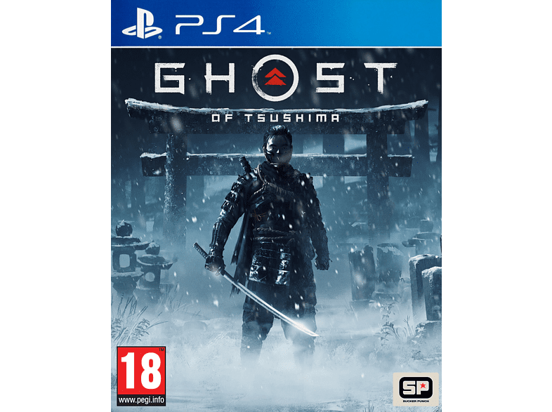 Ghost of Tsushima PlayStation 4 gaming games ps4 games