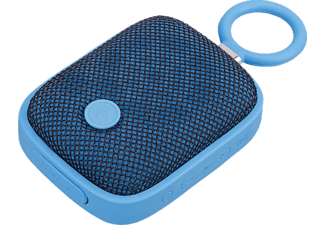 DREAMWAVE Bubble Pods Bluetooth Lautsprecher, Hellblau