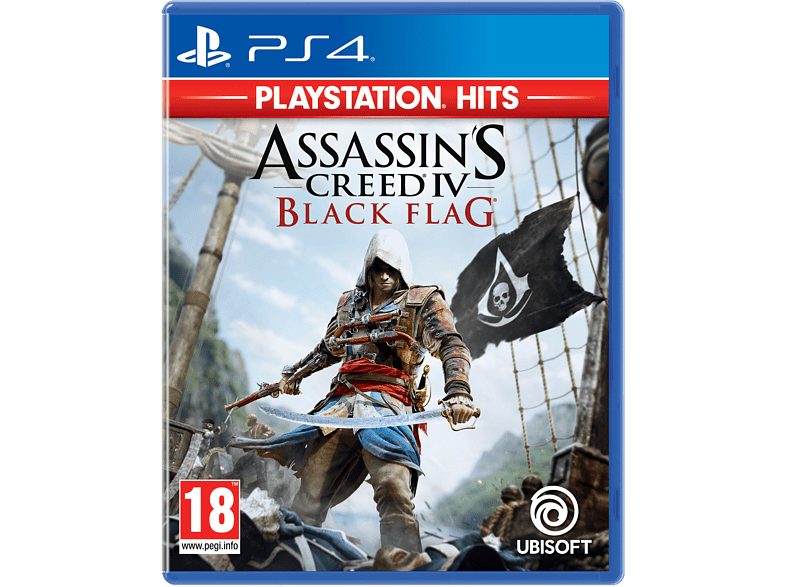 Assassins Creed IV Black Flag Hits PlayStation 4 gaming games ps4 games