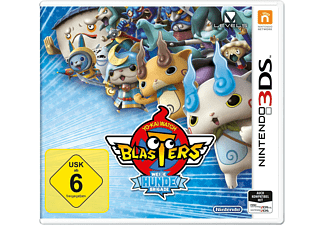 YO-KAI WATCH BLASTERS: Weiße-Hunde-Brigade - Nintendo 3DS