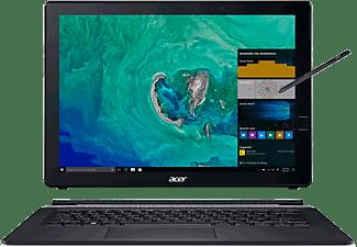 Acer SW713-51GNP-80KQ 1.8GHz i7-8550U 13.5  2256 x 1504Pixels Touchscreen Zwart Hybride (2-in-1)
