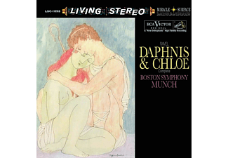 Charles Munch, Boston Symphony Orchestra - Daphnis And Chloe [CD]
