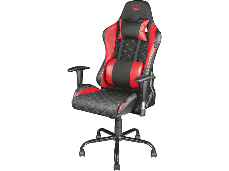 TRUST GXT 707R Resto Gaming Chair - red gaming απογείωσε την gaming εμπειρία gaming chairs