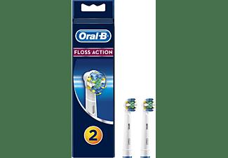 Oral B Opzetborstels Eb 25-2 Refill 2stuks