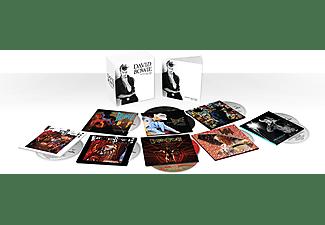 David Bowie - Loving The Alien (1983-1988) - (CD)