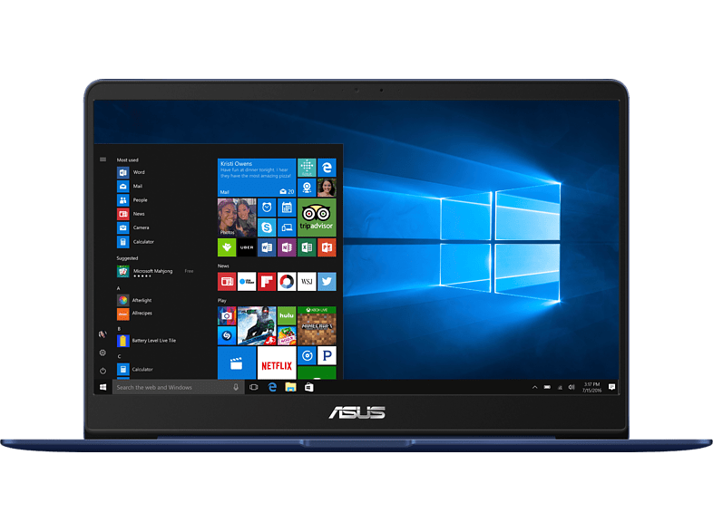ASUS Zenbook UX430UN-GV075R Intel Core i7-8550U / 16GB / 512GB SSD / Full HD laptop  tablet  computing  laptop 2in 1   ultrabook laptop  tablet  computing  l