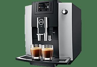 JURA E6, Kaffeevollautomat, 15 bar, Platin