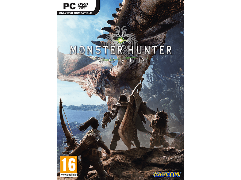 Monster Hunter World PC gaming games pc games