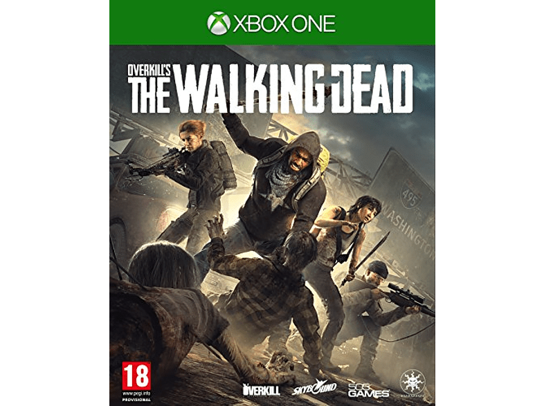 Overkill s The Walking Dead Xbox One gaming games xbox one games