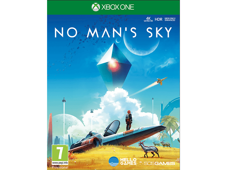 No Man s Sky Xbox One gaming games xbox one games