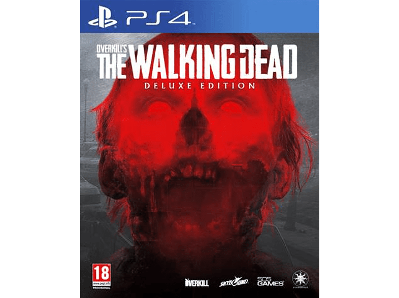 Overkill s The Walking Dead DLX Edition PlayStation 4 gaming games ps4 games