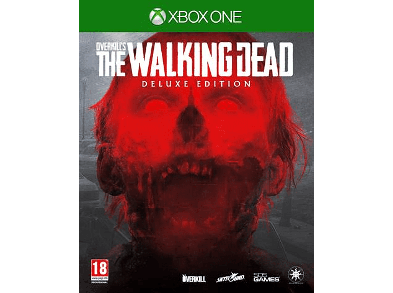 Overkill s The Walking Dead DLX Edition Xbox One gaming games xbox one games