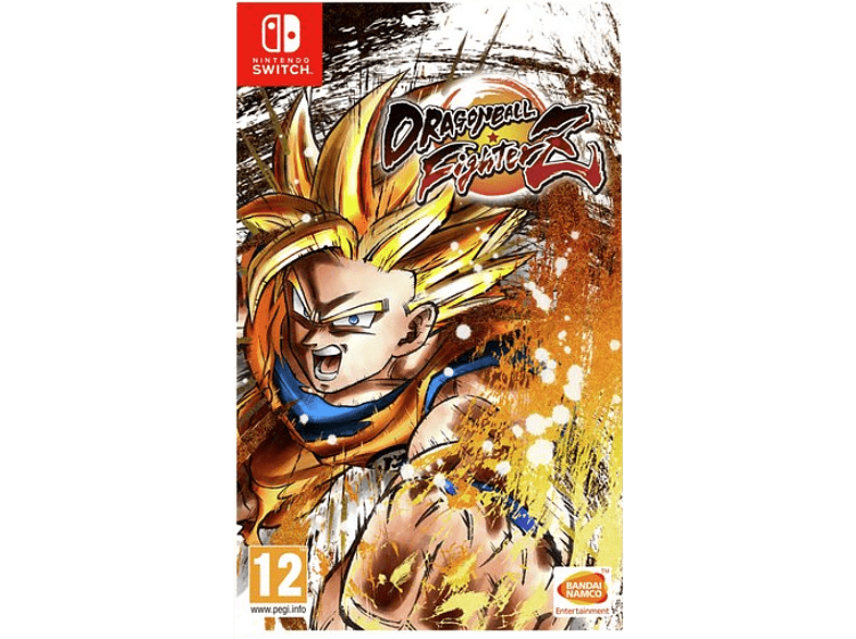 Dragon Ball Fighterz Nintendo Switch gaming games switch games
