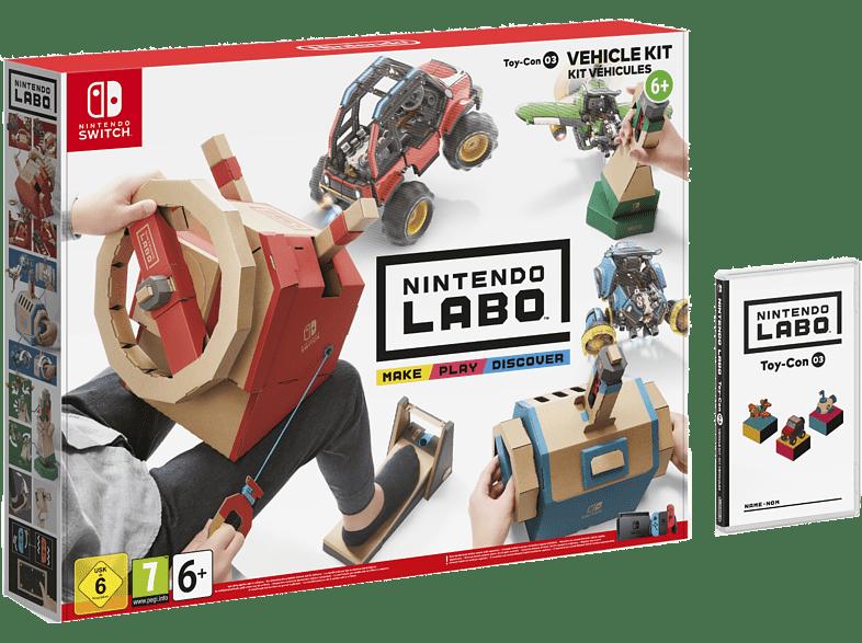 Labo Vehicle Kit Nintendo Switch gaming games switch games
