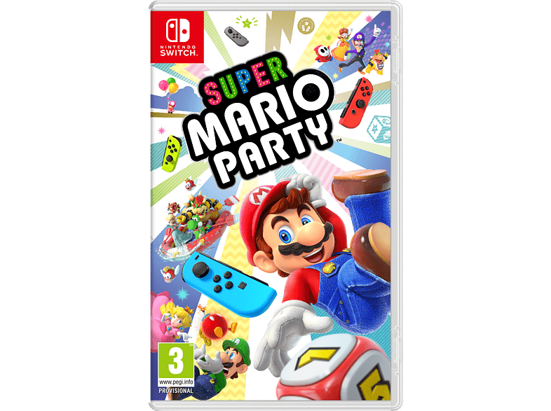 Super Mario Party Nintendo Switch gaming games switch games