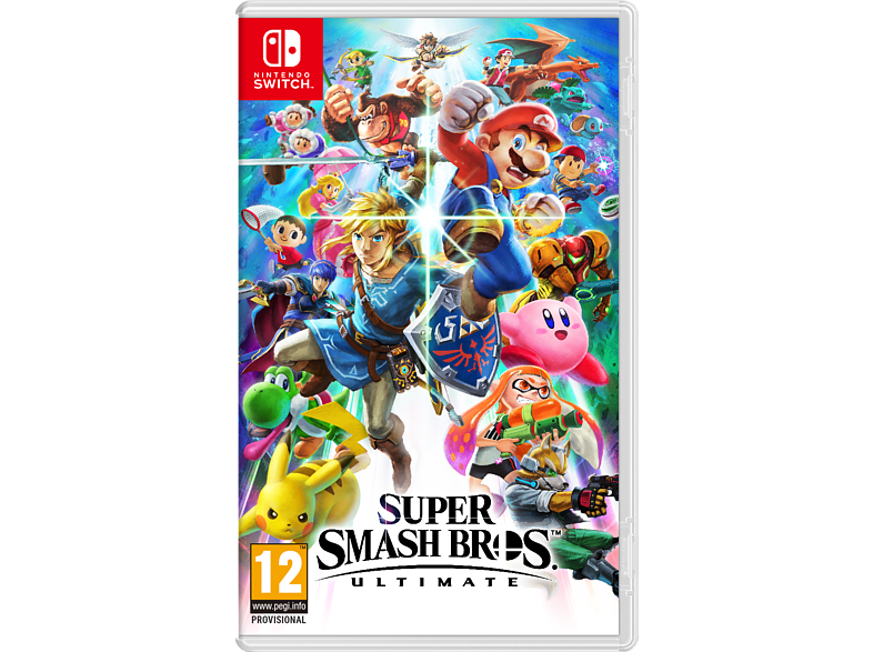 Super Smash Bros Ultimate gaming games switch games