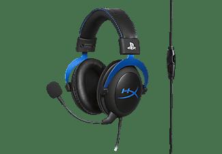 HYPERX Cloud Blue, Gaming-Headset, Schwarz/Blau