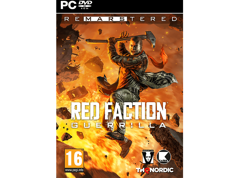 Red Faction Guerilla Re Mars Tered PC gaming games pc games