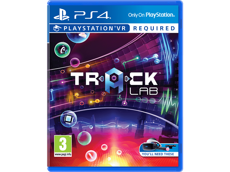 Track Lab VR PlayStation 4 gaming games ps4 games