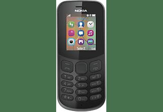 NOKIA 130 Zwart inclusief Lebara-simkaart