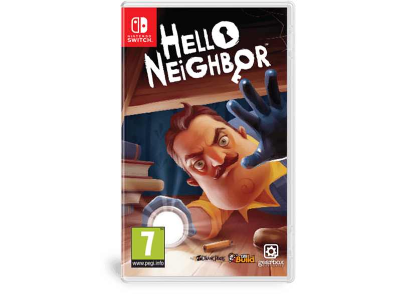 Hello Neighbor Nintendo Switch gaming games switch games