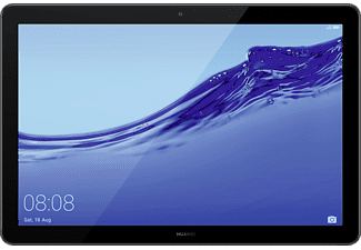 HUAWEI MediaPad T5, Tablet mit 10.1 Zoll, 32 GB, 3 GB RAM, Android 8, EMUI 8.0, Schwarz