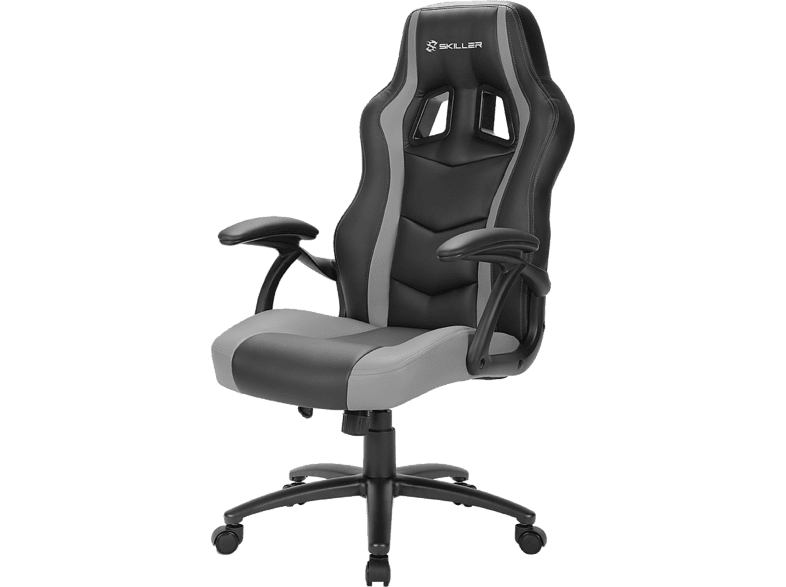 SHARKOON SGS 1 Black/ Grey gaming απογείωσε την gaming εμπειρία gaming chairs
