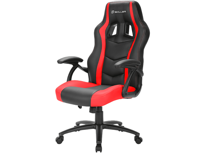 SHARKOON SGS 1 Black/ Red gaming απογείωσε την gaming εμπειρία gaming chairs