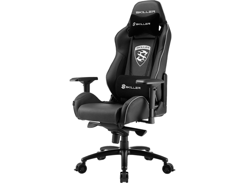 SHARKOON SGS 3 Black gaming απογείωσε την gaming εμπειρία gaming chairs