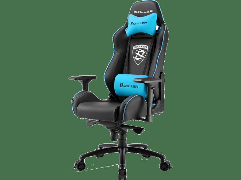 SHARKOON SGS 3 Black/ Blue gaming απογείωσε την gaming εμπειρία gaming chairs