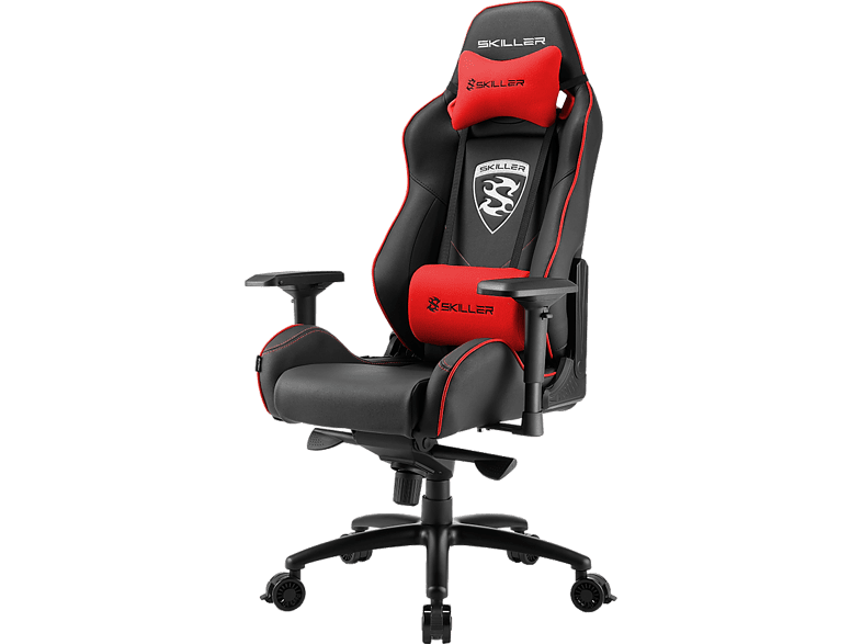 SHARKOON SGS 3 Black/ Red gaming απογείωσε την gaming εμπειρία gaming chairs