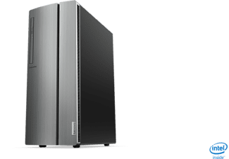 LENOVO IdeaCentre 510, Gaming PC mit Core i5 Prozessor, 8 GB RAM, 128 GB SSD, 1 TB HDD, GeForce® GTX 1050 Ti, 4 GB