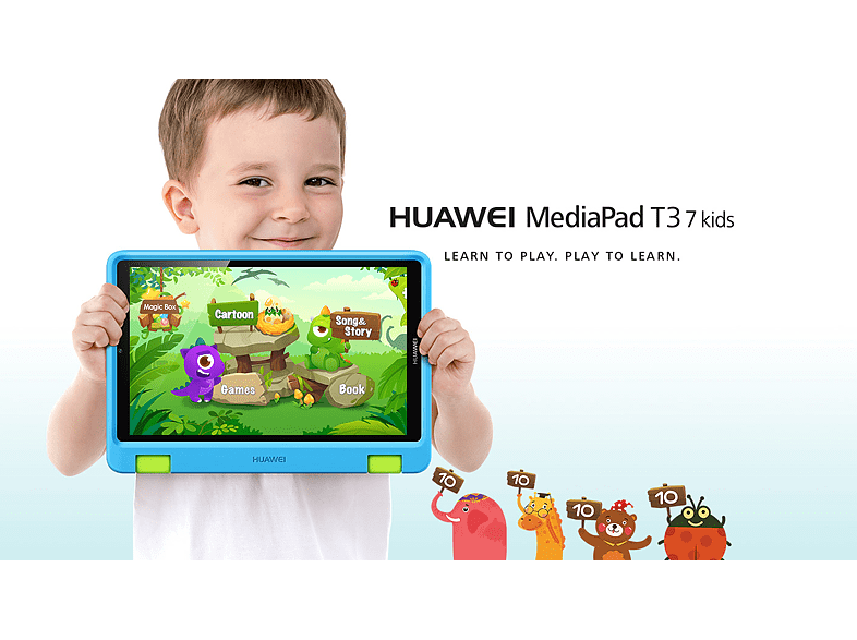 Lenovo T3 Kids tablet