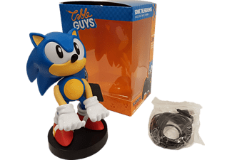 AMS Cable Guy - Sonic  Classic Controller- oder Phonehalterung, Mehrfarbig