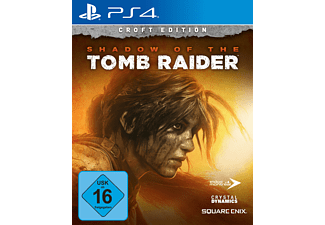 Shadow of the Tomb Raider (Croft Edition) inkl. SteelBook [PlayStation 4]