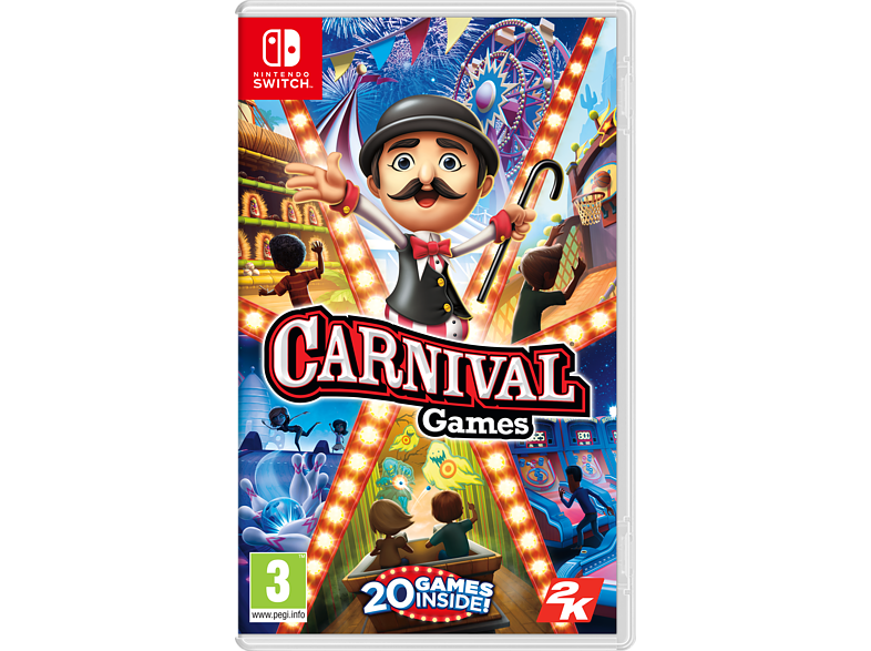 Carnival Games Nintendo Switch gaming games switch games