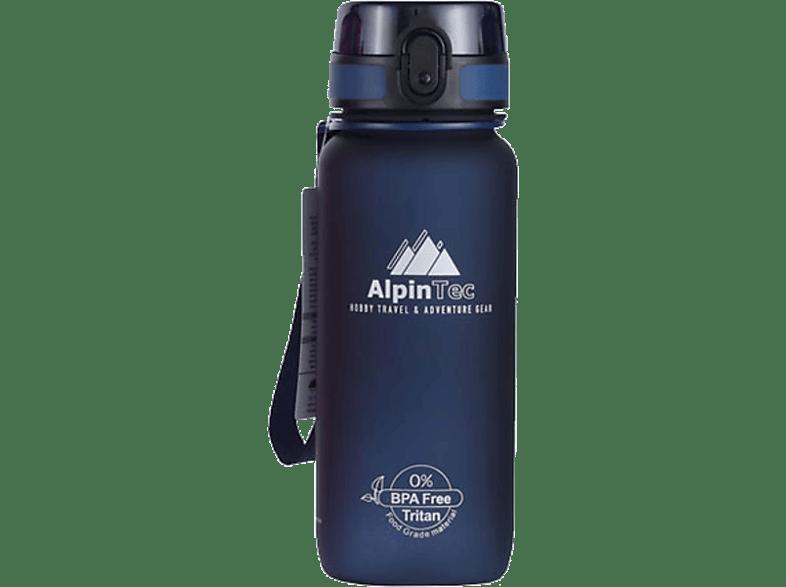 ALPIN Παγούρι D/Blue 650ml BPA Free F/O hobby   φωτογραφία fitness αξεσουάρ ποδηλάτων