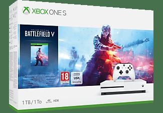 MICROSOFT Xbox One S 1 TB + Battlefield 5